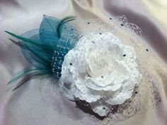 Hayley Goodrich Bridal Accessories, Tiaras and Special Occasions Jewellery - something blue - Wedding accessories