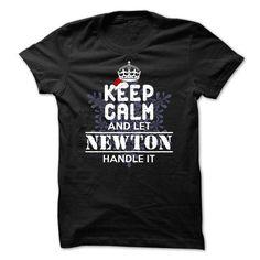 NEWTON  -Special For Christmas - #mason jar gift #easy gift. CHEAP PRICE => https://www.sunfrog.com/Names/NEWTON--Special-For-Christmas-uvurp.html?id=60505