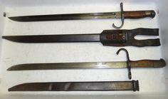 Japanese Type 30 Arisaka bayonet
