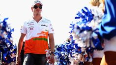 Adrian Sutil has signed to race for the Swiss Sauber team in 2014. The German moves from Force India, who on Thursday announced Mexican Sergio Perez was joining former Sauber driver Nico Hulkenberg in their line-up.