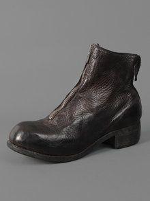 Dark Fashion, Urban Fashion, Mens Fashion, Funky Shoes, Italian Shoes, Brown Shoe, Cool Boots, Gentleman Style, Rick Owens
