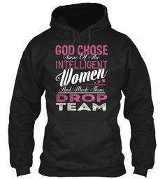 Drop Team - Intelligent Women #DropTeam