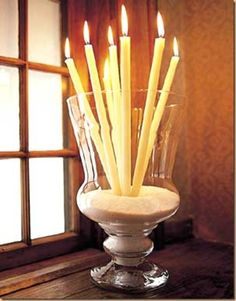 Cool Candles: Easy Do It Yourself Ideas To Spruce Up Your Space