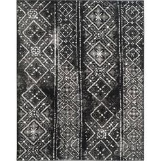 $153 8x10 grey rug - Google Search