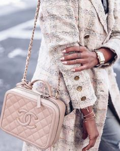 234 Best Chanel Street Style images  b57a8751728e