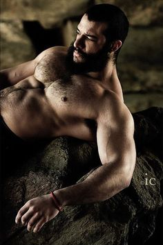 Alan Montes by Isauro Cairo.
