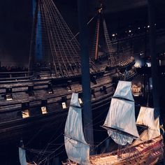 A spectacular battleship from the 1600's - Review of Vasa Museum, Stockholm, Sweden - TripAdvisor Stockholm Sweden, Battleship, Brooklyn Bridge, Trip Advisor, Museum, Fun, Travel, Fin Fun, Voyage