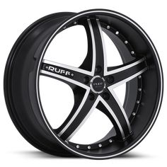 Ruff Racing R953 Rims, the rims on my Mercedes