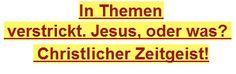 bibeltagebuch: In Themen verstrickt. Jesus, oder was? Christliche...