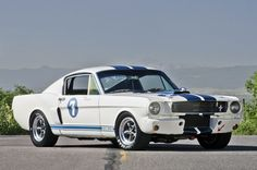 La Shelby GT350 di Stirling Moss