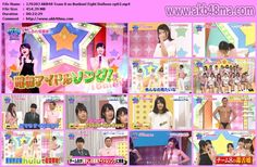 バラエティ番組170203 AKB48 Team8のブンブンエイト大放送 #02.mp4   170203 AKB48 Team8のブンブンエイト大放送 ep02 170203 AKB Team 8 no Bunbun! Eight Daihoso ep02 (720p H.264/MP4) ALFAFILE MP4 / 720P170203.TeamEight.#02.rar TS / 1080i170203.TeamEight.Ts.#02.part1.rar170203.TeamEight.Ts.#02.part2.rar170203.TeamEight.Ts.#02.part3.rar ALFAFILE Note : AKB48MA.com Please Update Bookmark our Pemanent Site of AKB劇場 ! Thanks. HOW TO APPRECIATE ? ほんの少し笑顔 ! If You Like Then Share Us on Facebook Google Plus Twitter ! Recomended for…