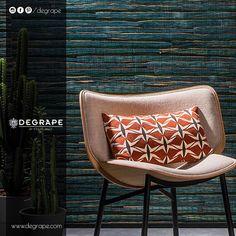 Dokusu ile yaşam alanlarınızda fark yaratacak duvar kağıdı desenlerimizi yakından incelemeniz için sizleri de bekleriz. Ürün: ✨ Omexco-Aruba #perde #degrape #degrapedepo #izmir #duvarkağıdı #istanbul #curtain #upholstery #textile #design #interiordesign #elegant #wallcovering Istanbul, Accent Chairs, Elegant, Furniture, Home Decor, Upholstered Chairs, Classy, Decoration Home, Room Decor