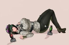 Ela Bosak by LawZilla on DeviantArt Rainbow Six Siege Dokkaebi, Rainbow 6 Seige, Tom Clancy's Rainbow Six, Rainbow Art, Ela Bosak, Manga, Ahegao, Accel World, Fanart