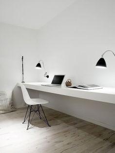 Office no tom branco