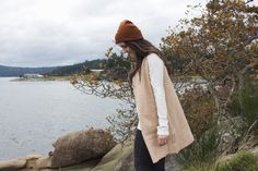 We're all about vests this fall | Women's Fashion #hunnistyle