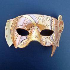 steampunk masks - Google Search