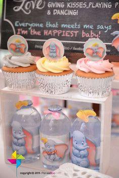 Dumbo birthday party