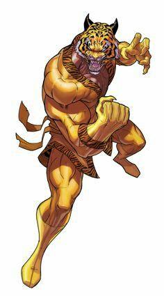 Suicide Squad Bronze Tiger