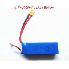 22.39$  Buy now - http://alif8u.shopchina.info/go.php?t=32518933793 - Lipo 3S 11.1v 2700mAh Battery For Wltoys X380 V303 V939 Cheerson CX-20 CX 20  Lipo Battery RC Quadcopter Drone parts  #magazineonline