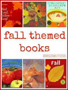Fall themed books!