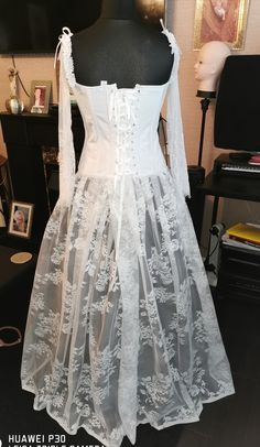 Another of my dresses Craft Items, I Dress, Formal Dresses, Fashion, Dresses For Formal, Moda, Formal Gowns, Fashion Styles, Arts And Crafts