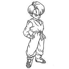 Top 20 Dragon Ball Z Coloriage Votre Tout Petits Vont Adorer