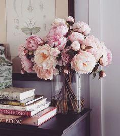 Spring peonies #Pinterest