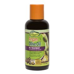 Grohealthy Argan and Olive Oil Oil Treatment >>> For more information, visit image link.