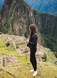 Machu Picchu - visiting the citadel
