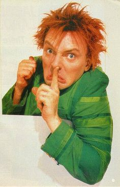 Drop Dead Fred, my kids loved him, snot face!