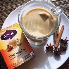 Fall is in full swing! Nothing says autumn quite like a warm cup of tea filled with flavorful, aromatic spices. Here's a simple recipe for a delicious Yogi chai tea latte.   What you'll need -2 bags Yogi Chai Rooibos (or Yogi Chai Black for a caffeinated version) -1 cup milk or milk […]