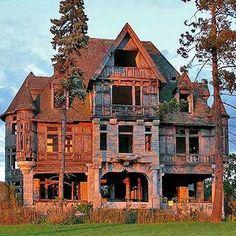 Carleton Island Villa.