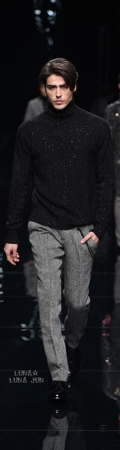 Ermanno Scervino Fall 2016 Menswear