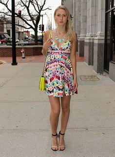 MinkPink Spring Wave Dress #printed #summerdress #dresses #babydoll #minkpink (http://www.swankboutiqueonline.com/spring-wave-dress/)