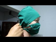 Diy Projects To Try, Sewing Projects, Bandana, Baseball Hats, Youtube, Crochet, Face Masks, Board, Fashion