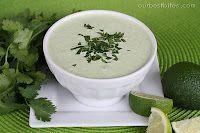 Creamy Lime-Cilantro Ranch Dressing