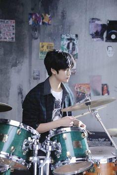MV pic Kevin the boyz Hyun Jae, Star Awards, Bestest Friend, We The Best, Flower Boys, K Idol, Debut Album, Kpop Boy, Lee Min Ho