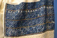 Romanian blouse - ie - detail. Folk Costume, Costumes, Embroidery Patterns, Folk Art, Textiles, Traditional, Detail, Blouse, Women