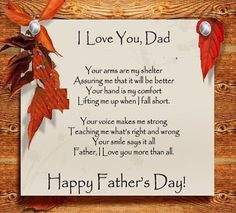 Happy Fathers Day Messages, Greetings and Wishes - Happy Fathers Day Fathers Day Images Photos Pictures Pics & Wallpaper, Quotes Wishes Messages Greetings