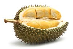 Are these fruits tasteful or downright disgusting? You be the judge! Strawberry Generation, Durian Recipe, Halo Halo, Strange Fruit, Tree Nuts, China, Fruits And Veggies, Smoothies, Pineapple
