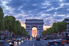 High Quality arc de triomphe backround by Indiana Grant (2017-03-09)