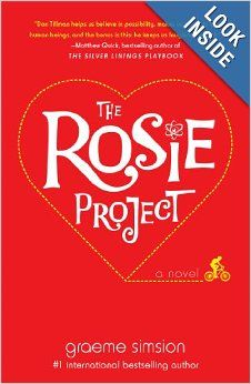 The Rosie Project: A Novel: Graeme Simsion: 9781476729084: Amazon.com: Books