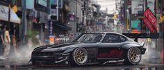 Ridiculous Datsun 280Z! | StanceNation™ // Form > Function