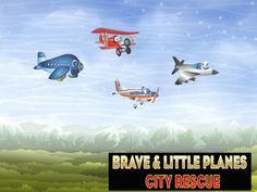 Enjoy this free little planes city rescue game. Help save the city from the attack of the enemy planes and jets. Game Effect, Best Games, Games To Play, Planes, Brave, Jets, Challenges, Coins, Graphics