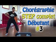 Chorégraphie STEP débutant #3 - Cours de STEP complet français - Apprendre le step - YouTube Exercice Step, Hiit, Cardio, Lose Weight, Weight Loss, Zumba, Workout Videos, Bodybuilding, Aerobic Exercises