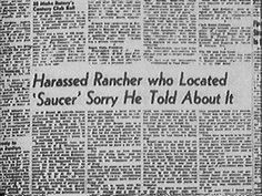 Roswell New Mexico Ufo Crash - The full story