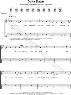 free tanya tucker sheet music pdf