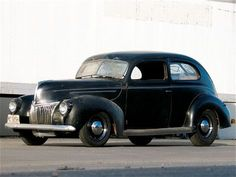 1939 ford Street Rodder