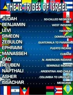 We are not africans: A message to the hebrew israelites Small Group Bible Studies, Israel History, Black Hebrew Israelites, Black History Books, 12 Tribes Of Israel, Tribe Of Judah, Learn Hebrew, Hebrew Words, Lion Of Judah