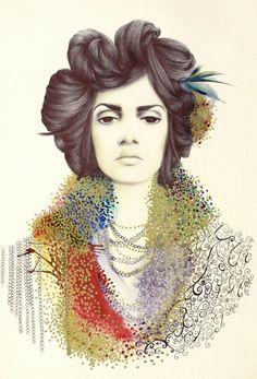 Illustration by Camila do Rosário | Cuded